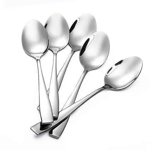 Eslite 12-Piece Stainless Steel Teaspoon,6.69-Inches