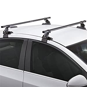 SportRack SR1005 Complete Roof Rack System, Black