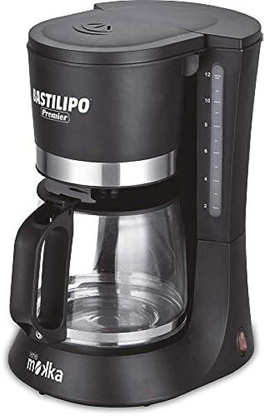 Bastilipo 6879 Cafetera Goteo, 680 W, 14 Cups, Acero Inoxidable ...