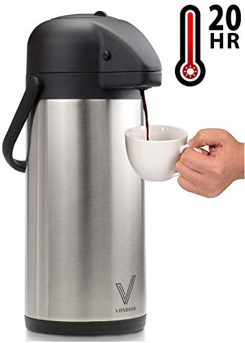 Thermal Coffee Airpot Beverage