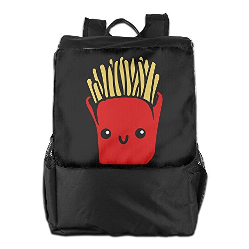 Costume Definition French (LUMAN French Fries Unisex Outdoor Backpack Outdoor Shoulder Bags)