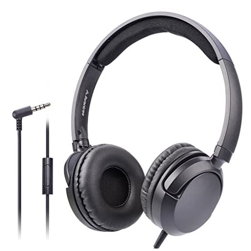 Avantree-Wired-Over-Ear-Earbuds-with-Microphone