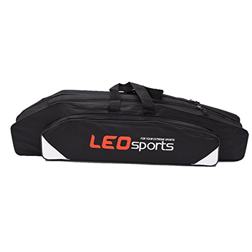 Rod Fishing Bag 3 Layer Case Tackle 80cm - 4