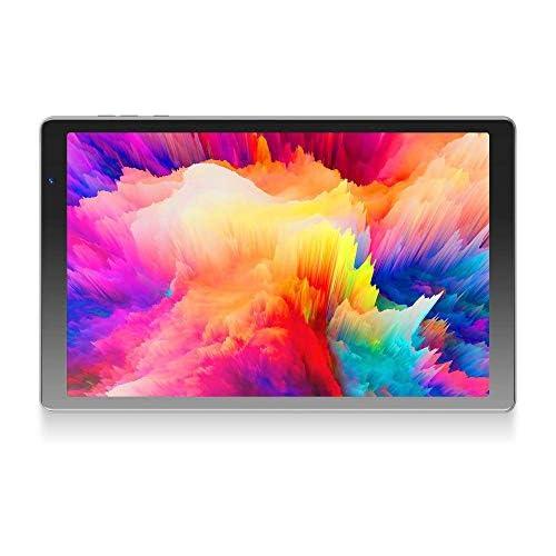 chollos oferta descuentos barato Tablet 10 Pulgadas Vankyo S20 Tableta de Procesador Octa Core 64GB ROM y 3G RAM 8MP y 5MP Cámara Android 9 0 WiFi Pantalla HD IPS de 1280 800 GPS FM Bluetooth Gris