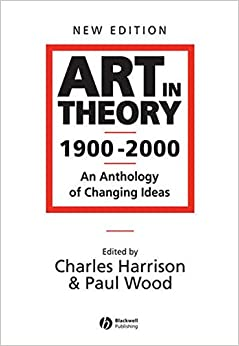 Book Art in Theory 1900-2000: An Anthology of Changing Ideas