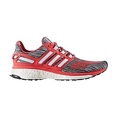 Adidas Energy Boost 3 SS17  mujer corriendo zapatos coral
