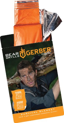 Gerber Bear Grylls Survival Blanket [31 001785]