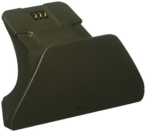 Controller Gear Xbox Pro Charging Stand Military Green. Exact Match to Your Xbox One/S Controller. Officially Licensed and Designed for Xbox - Xbox One (Certified Refurbished) by Controller Gear