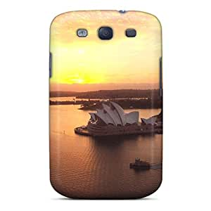 Tpu Protector Snap Eud14444bQlN Case Cover For Galaxy S3