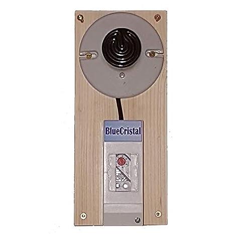 Ambiente cerámica 50 W con termostato para gallinero, nicho, terrarios, chaterie, caseta y tortugas: Amazon.es: Productos para mascotas