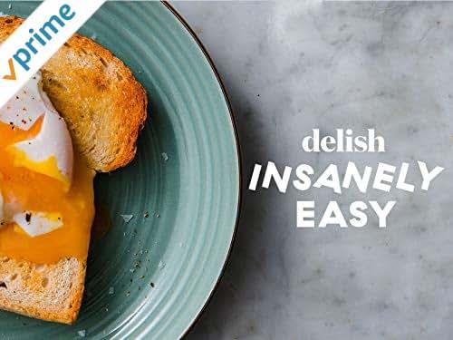 Delish Insanely Easy