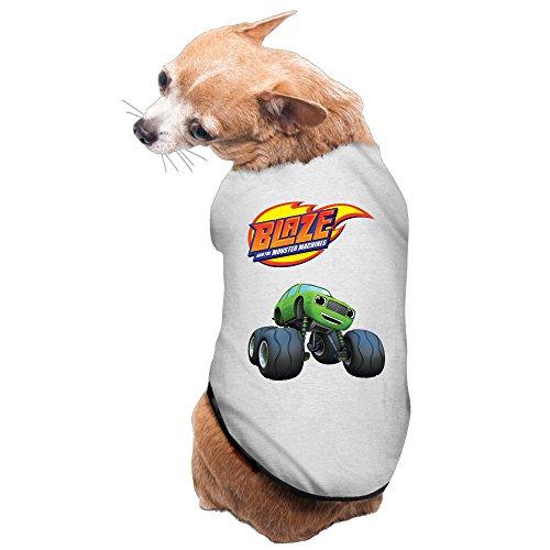 Sleepwear Blaze And The Monster Machines TV Show Dog Shirt Puppy Jackets