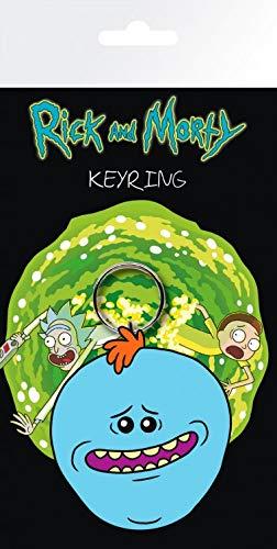 Rick Y Morty - Meeseeks Llavero (15 x 7cm): Amazon.es: Hogar