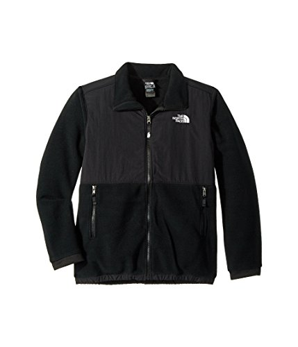 The North Face Boys Denali Jacket NF0A2TLAKX7_M - TNF Black/TNF Black/TNF Black