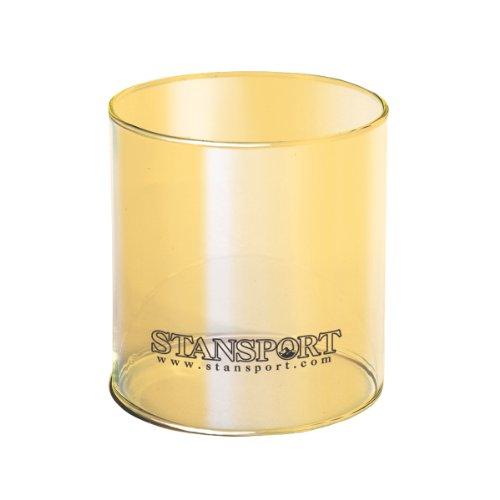 Stansport Amber Glass Lantern Globe Replacement