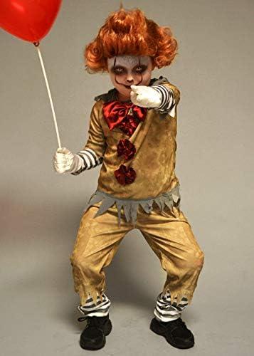 Magic Box Disfraz de Estilo Payaso para niño New Pennywise It with ...