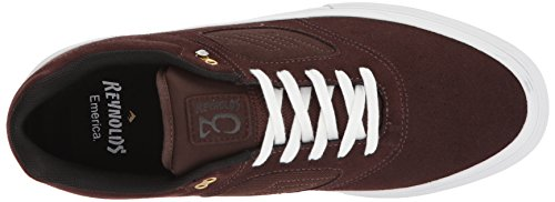 Emerica Heren Reynolds 3 G6 Vulc Skate Schoen Bruin / Wit