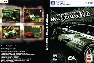 Need For Speed Most Wanted 2005 Pc Game Amazon In Video Games
