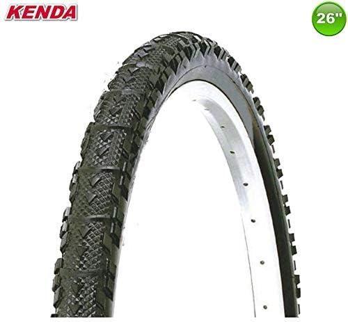 1 X Kenda Kwick MTB Neumático de la Bicicleta Cubierta Rueda - 26 ...