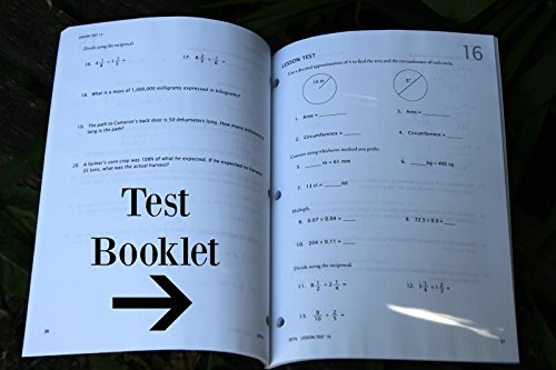 Zeta Decimals & Percents Student Workbook