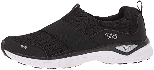 Ryka Womens Reese Walking Shoes 8.5 Black