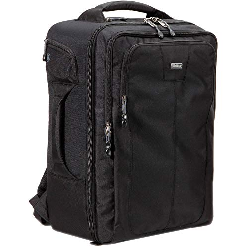 Think Tank Photo Airport Accelerator Camera Backpack with Laptop Compartment (Black)