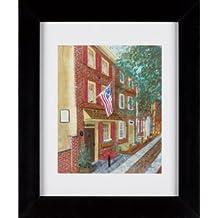 Elfreths Alley - Framed Art Print