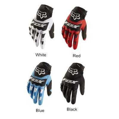 Fox Head Men's Dirtpaw Race Glove, Blue, Small