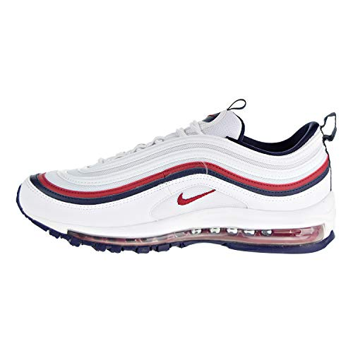 W Femme White Blackened Max Running Compétition 102 Red 97 Chaussures de Multicolore Crush Nike Air Blue fdqAA