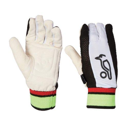 Wicket Keeping Gloves - KOOKABURRA Padded Chamois Wicket Keeping Inners, Mens