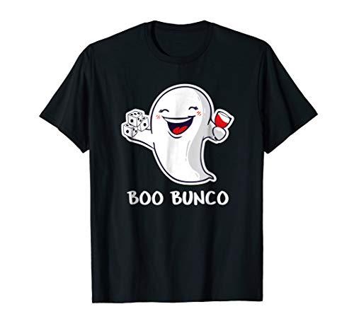 Bunco Halloween Cute Boo Bunco Ghost Gift