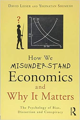 Картинки по запросу why economics matters leiser