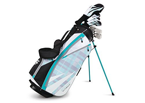 Callaway Women's Strata Ultimate Complete Golf Set (16-Piece, Right (Putter Wedge Golf Club Set)