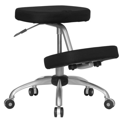 Flash-Furniture-Ergonomic-Kneeling-Posture-Office-Chair-Black-Fabric