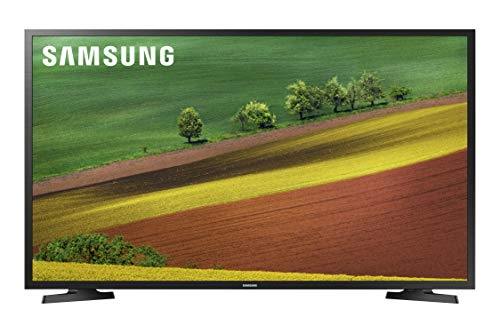 Samsung HD 32N4300 – Smart TV HD de 32″, Hyper Real, Mega Contrast, Audio Dolby Digital Plus y Color Negro