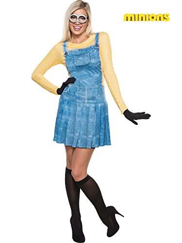Rubie's Women's Minion Plus Size Costume, Multi, One Size