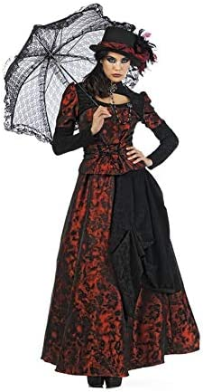 Mary Poppins Disfraz Dama Gótica Roxaria para Mujer Varias Tallas ...