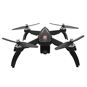 MJX B5W Bugs 5W RC Racing FPV Drone - Amazingbuy 2.4GHz 6-Axis Gyro 1080P HD 5G Wifi Camera - Long Range Drone With GPS, Altitude Hold, Headless mode,One Key Return,Follow Me,Bugs GO by MJX