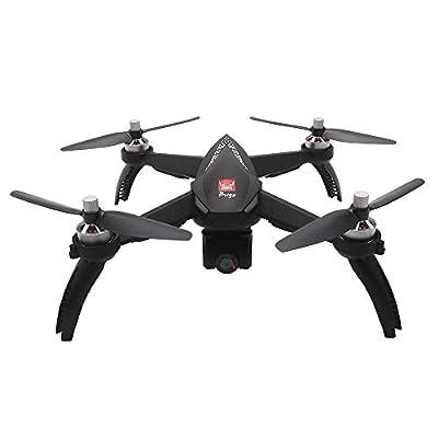 MJX B5W Bugs 5W RC Racing FPV Drone - Amazingbuy 2.4GHz 6-Axis Gyro 1080P HD 5G Wifi Camera - Long Range Drone With GPS, Altitude Hold, Headless mode,One Key Return,Follow Me,Bugs GO by MJX