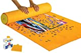 EuroGraphics Puzzle Accessory Kit: Roll & Go + Bottle Glue, Yellow