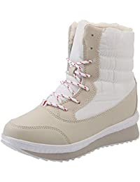 Women Winter Casual Snow Boots Ladies Keep Warm Shoes...