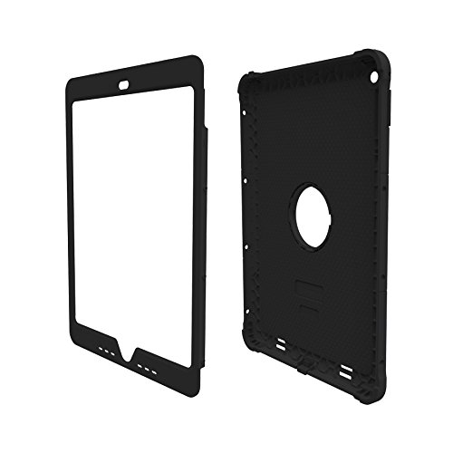 Apple Ipad Air 2, Trident Case [Strong Defense] Anti-microbial, Strengthened, Impact-resistant, Robust, Slim and Tough Build, Grip, Anti-skid, Black by Trident Case (Image #7)
