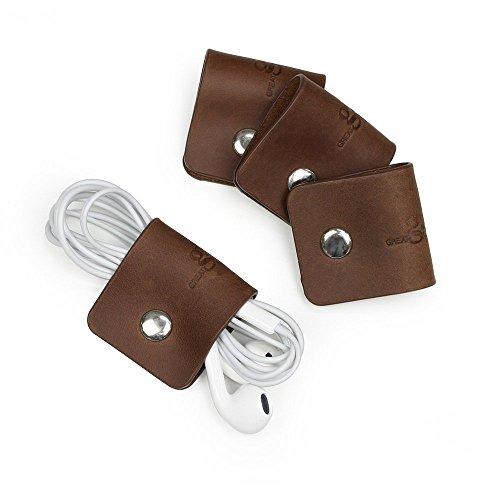 G.U.S. Genuine Leather Cord Snaps
