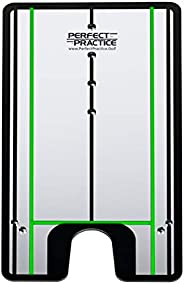 PERFECT PRACTICE Putting Alignment Mirror to Help with Putting Accuracy & Consist