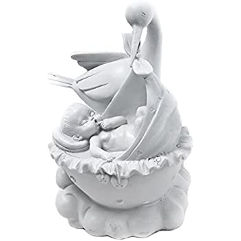 Amazon Com White Storks Bring Babies Baby And Bird Angel