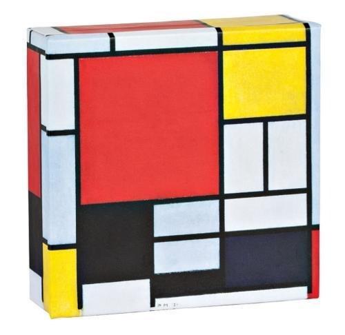 Read Online Piet Mondrian Mini FlipTop Notecards with Magnetic Closure, museum quality greeting cards for all occasions (Mini FlipTop Notecard Box) pdf epub