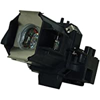 Lutema ELPLP39-P02 Epson ELPLP39 V13H010L39 Replacement DLP/LCD Cinema Projector Lamp with OSRAM Inside
