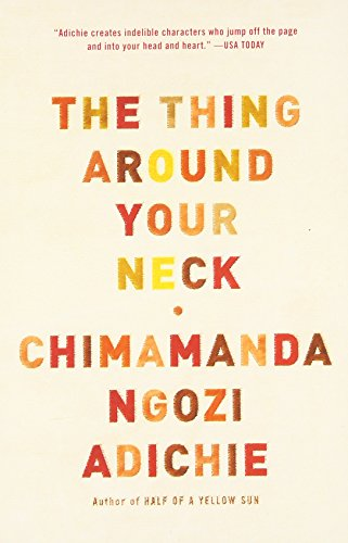 Purple Hibiscus (The Thing Around Your Neck)
