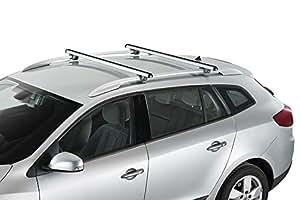 Cruz 924–036Juego de barras portaequipajes de aluminio, 128cm