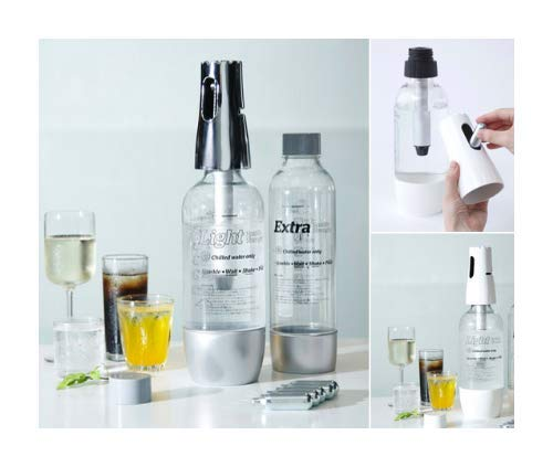 Beverage Soda Carbonator Maker Turn Water Into Soda System- Brand New, Quick Delivery by $/Reliable